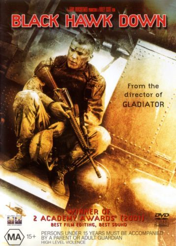DVD - Black Hawk Down [2001] (Preowned)