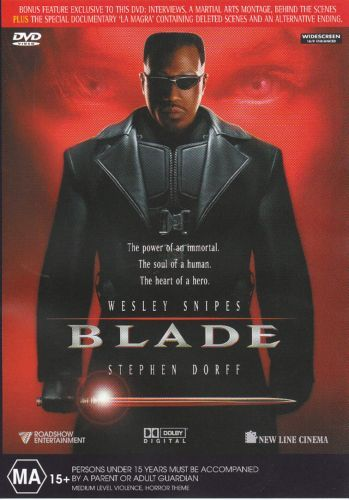 DVD - Blade [1998] (Preowned)