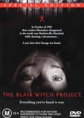 DVD - Blair Witch Project, The [1999] (Preowned)