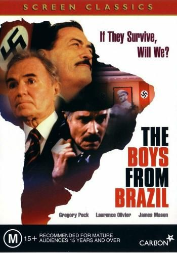 DVD - Boys From Brazil, The [1978] (Preowned)