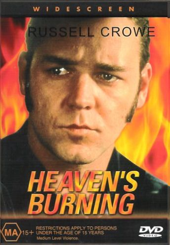 DVD - Heaven's Burning [1997] (Preowned)