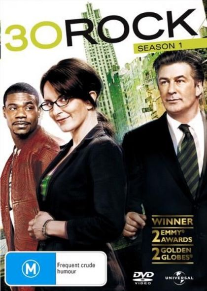 DVD - 30 Rock : Season 1 [2006] (Preowned)