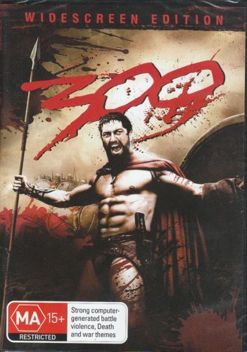 DVD - 300 : Widescreen Edition (Preowned)