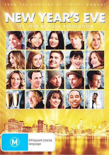 DVD - New Year's Eve [2011] (Used)