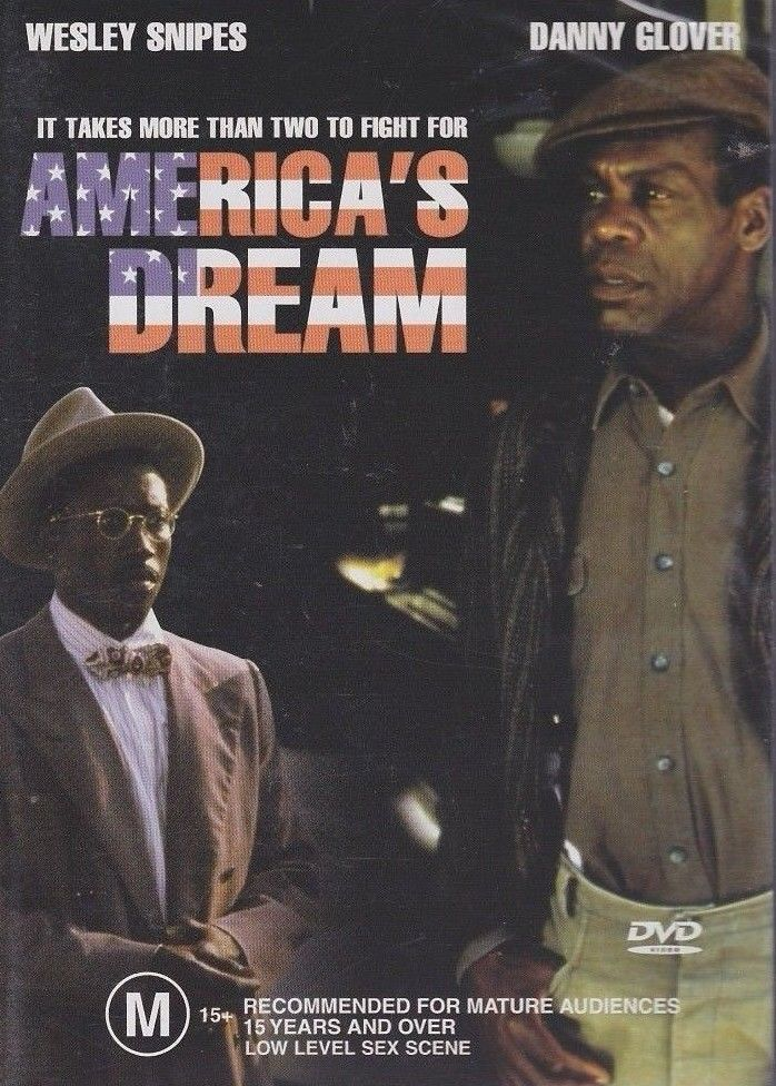 DVD - America's Dream [1996] (Preowned)
