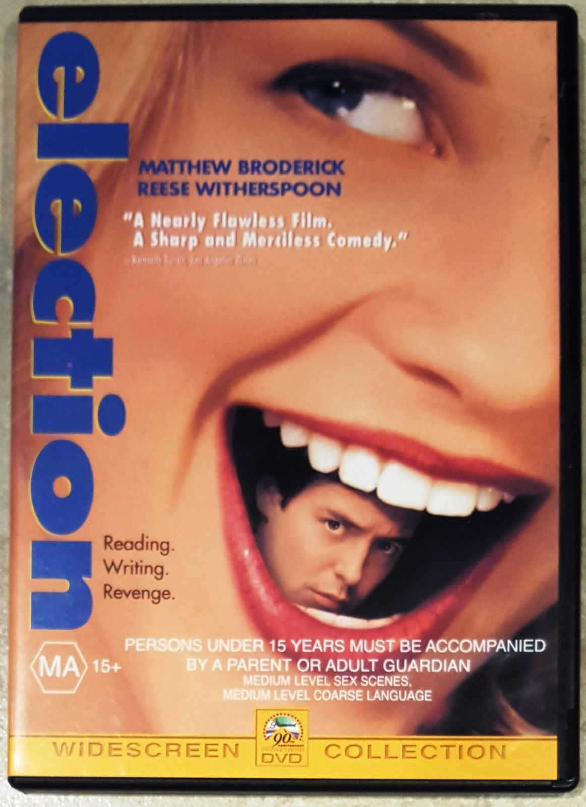 DVD - Election (Preowned)