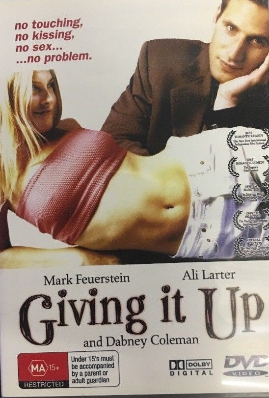 DVD - Giving It Up (Preowned)