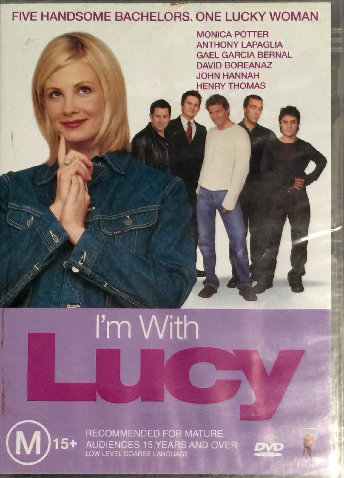 DVD - I'm with Lucy [2002] (Preowned)