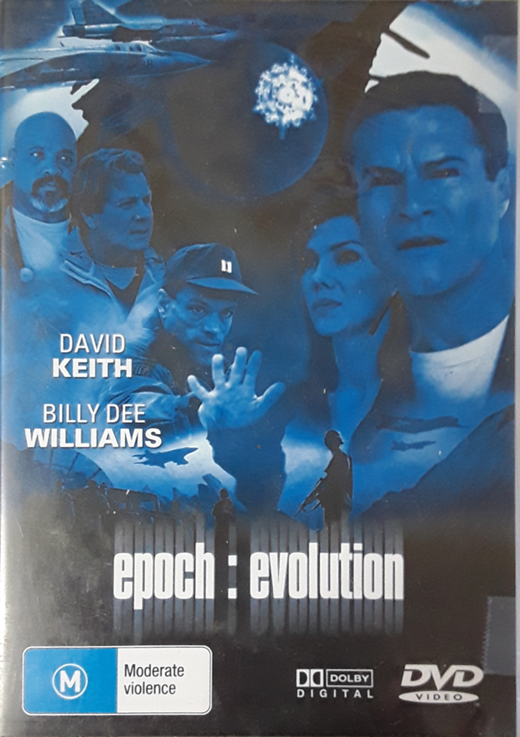 DVD - Epoch: Evolution [2003] (Preowned)