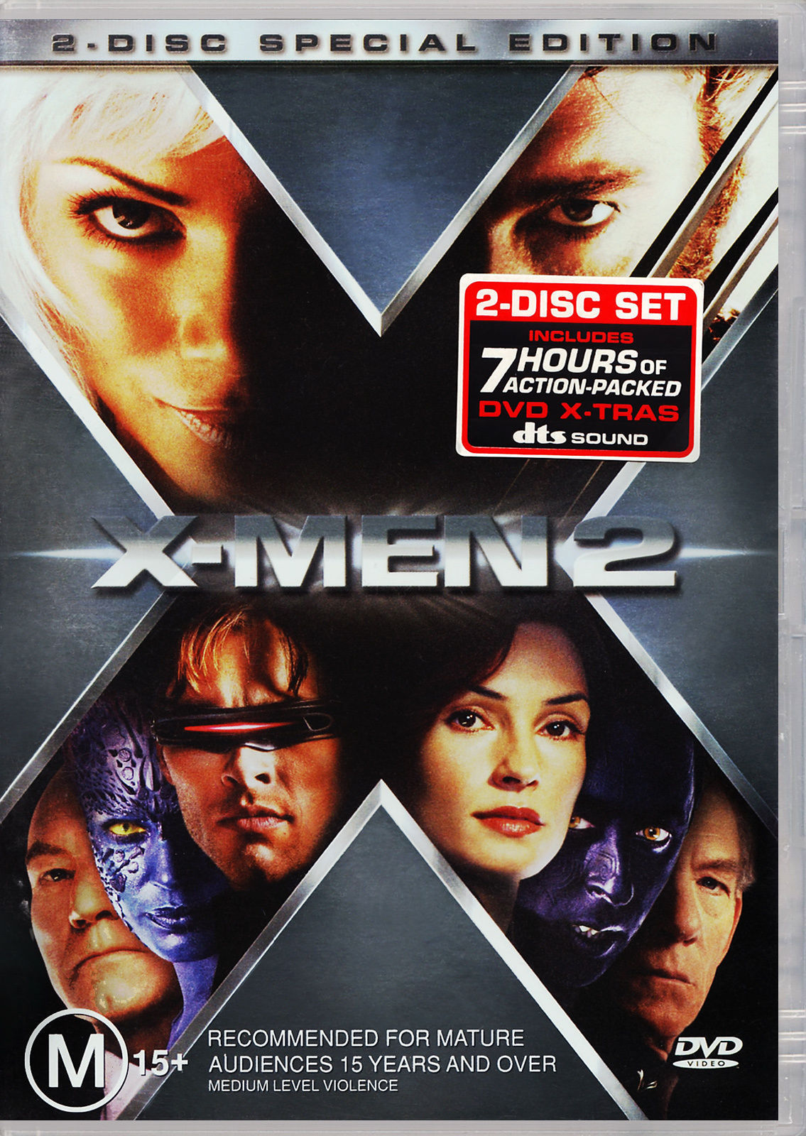 DVD - X-Men 2 : 2 Disc Special Edition [2003] (Preowned)