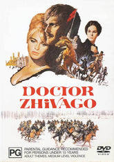 DVD - Doctor Zhivago [1965] (Brand New)