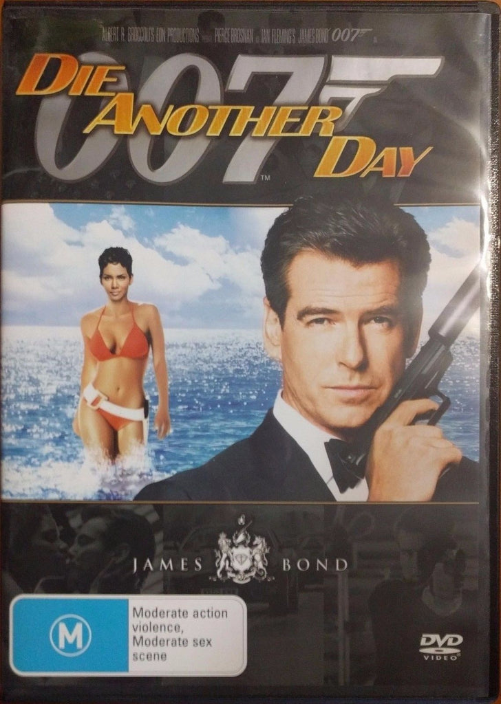 DVD - 007 : Die Another Day (Preowned)