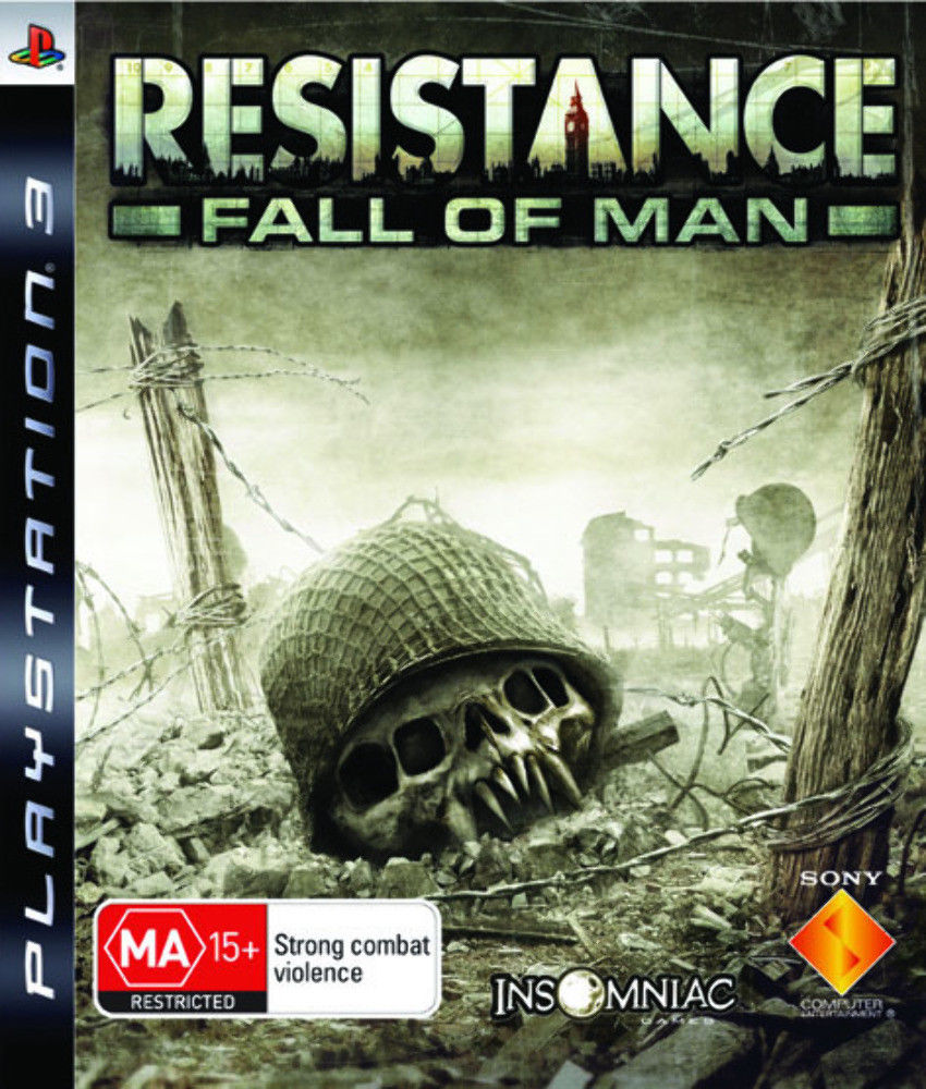 PS3 - Resistance : Fall of Man (Preowned)