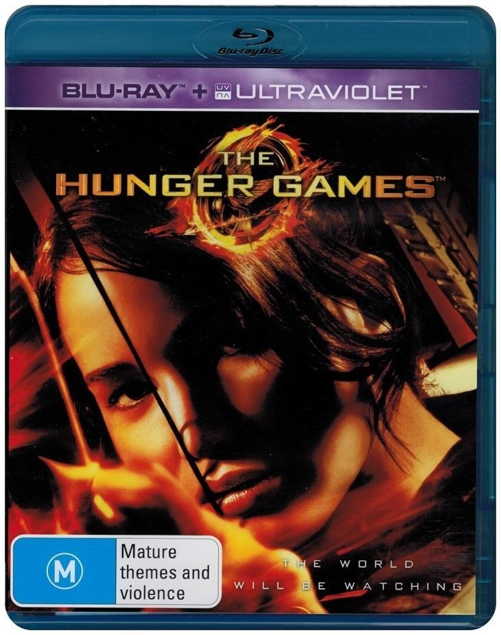 Blu-ray - Hunger Games, The (Preowned)
