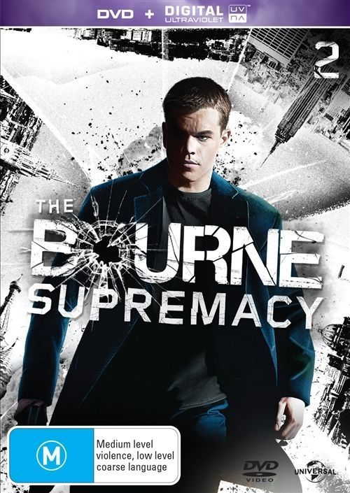 DVD - Bourne Supremacy [2004] (Preowned)