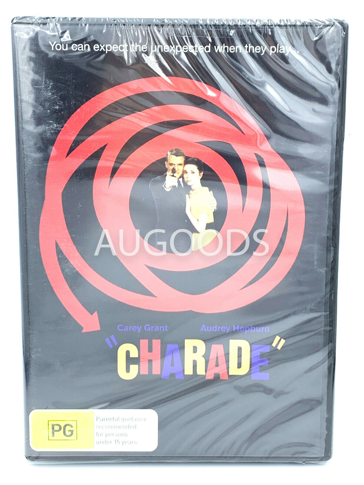 DVD - Charade (Preowned)