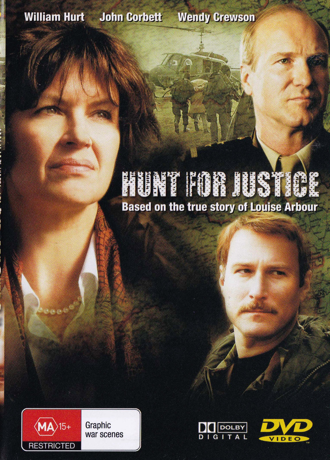 DVD - Hunt For Justice [2005] (Preowned)