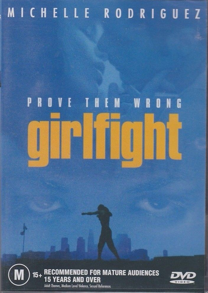 DVD - Girlfight (Preowned)