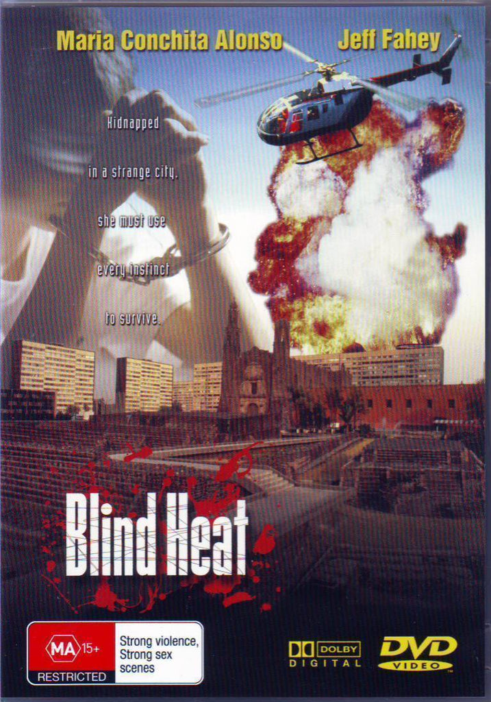 DVD - Blind Heat (Preowned)