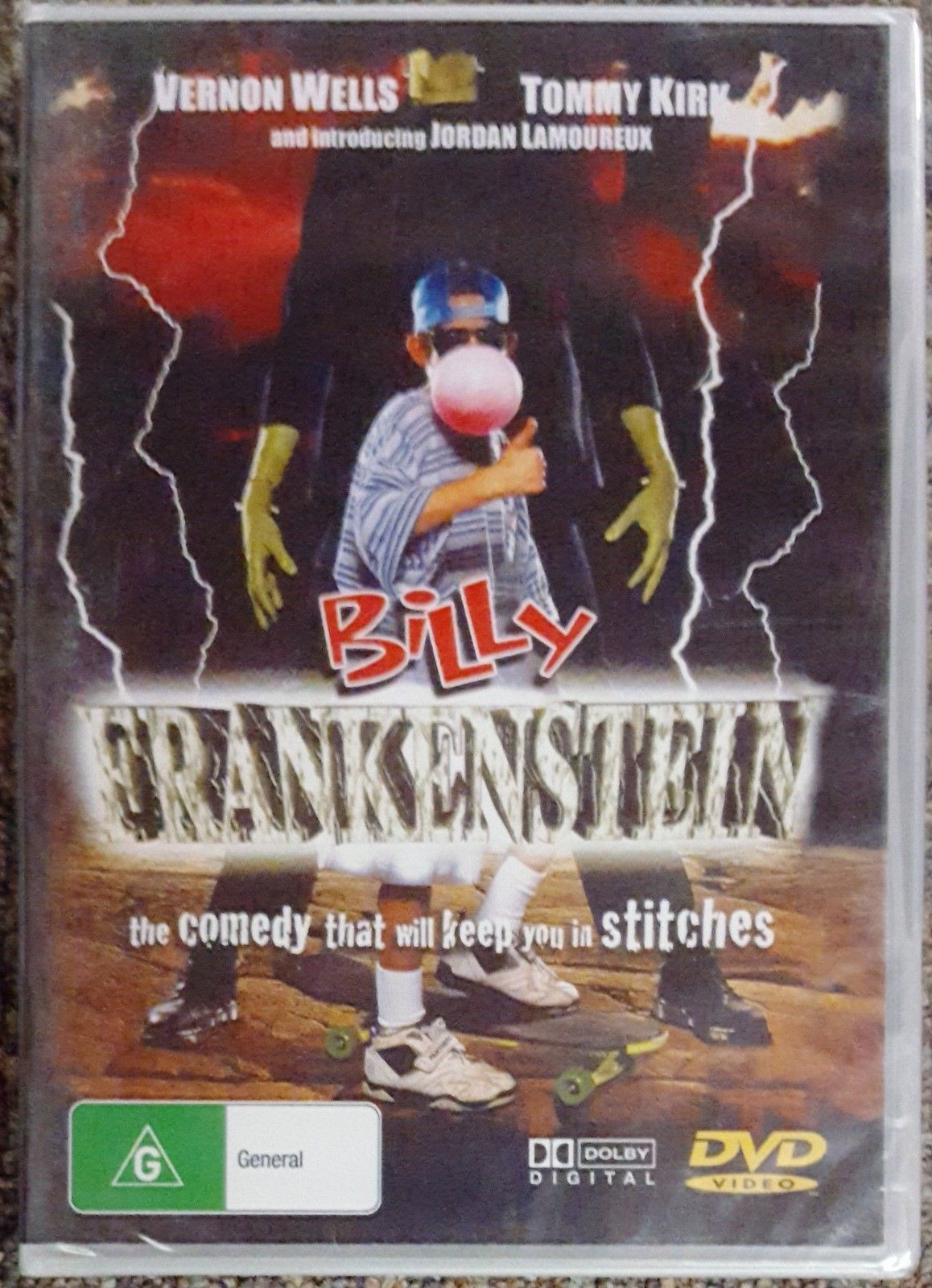 DVD - Billy Frankenstein [1998] (Preowned)