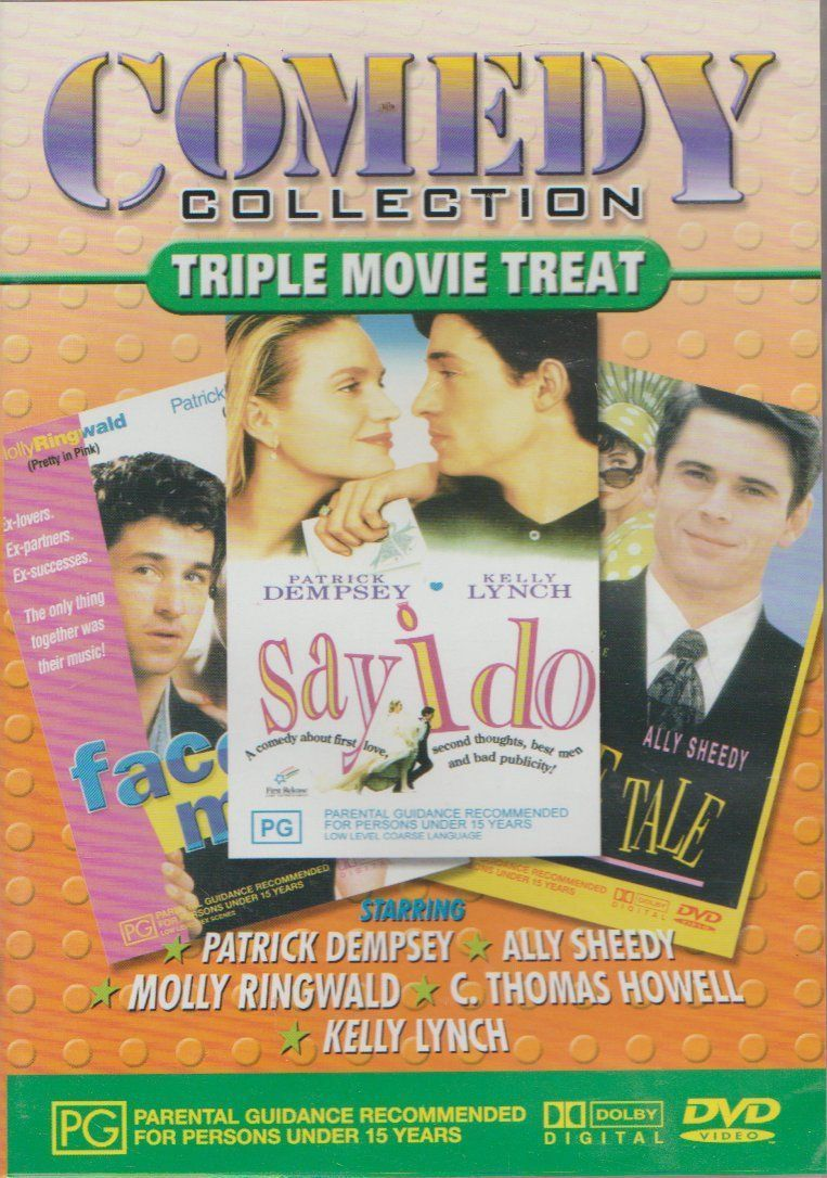 DVD - Face The Music / Say I Do / Tattle Tale (Preowned)