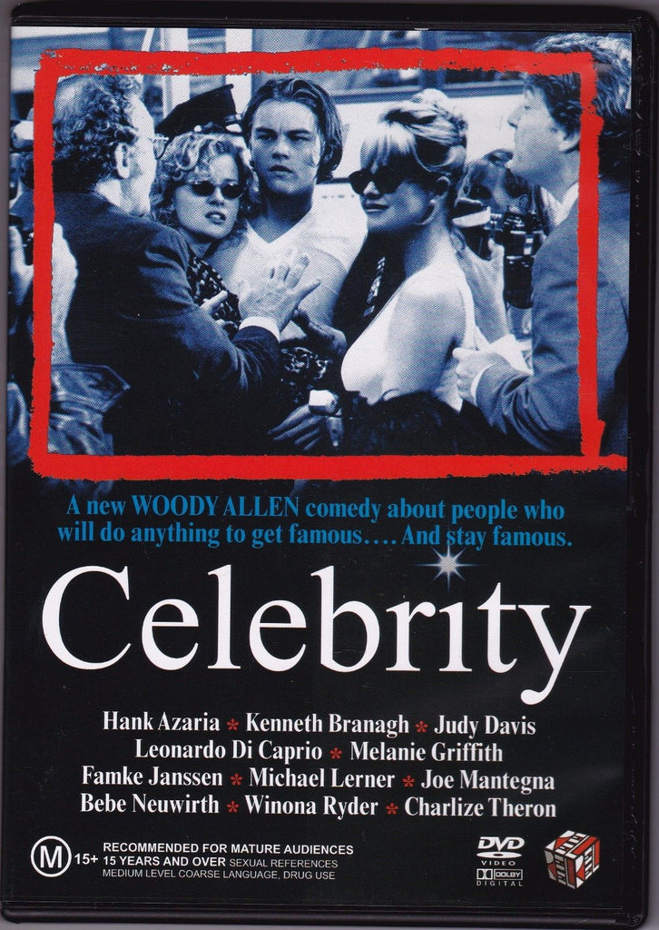 DVD - Celebrity [1998] (Preowned)