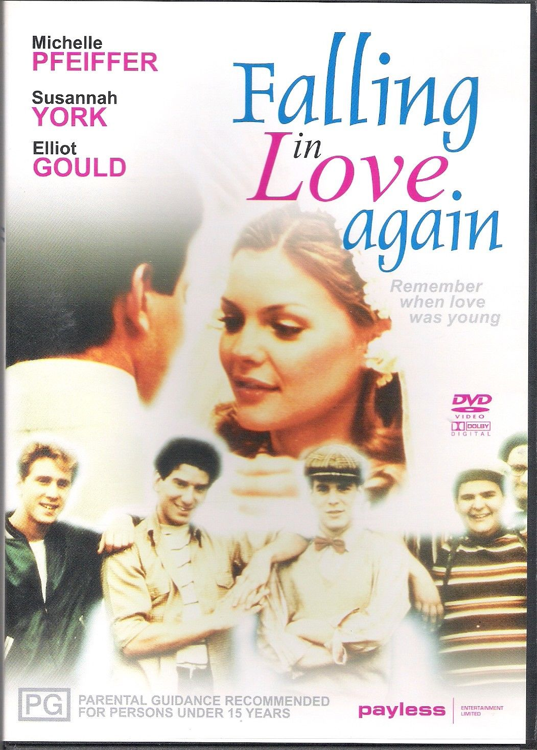 DVD - Falling In Love Again [1980] (Preowned)