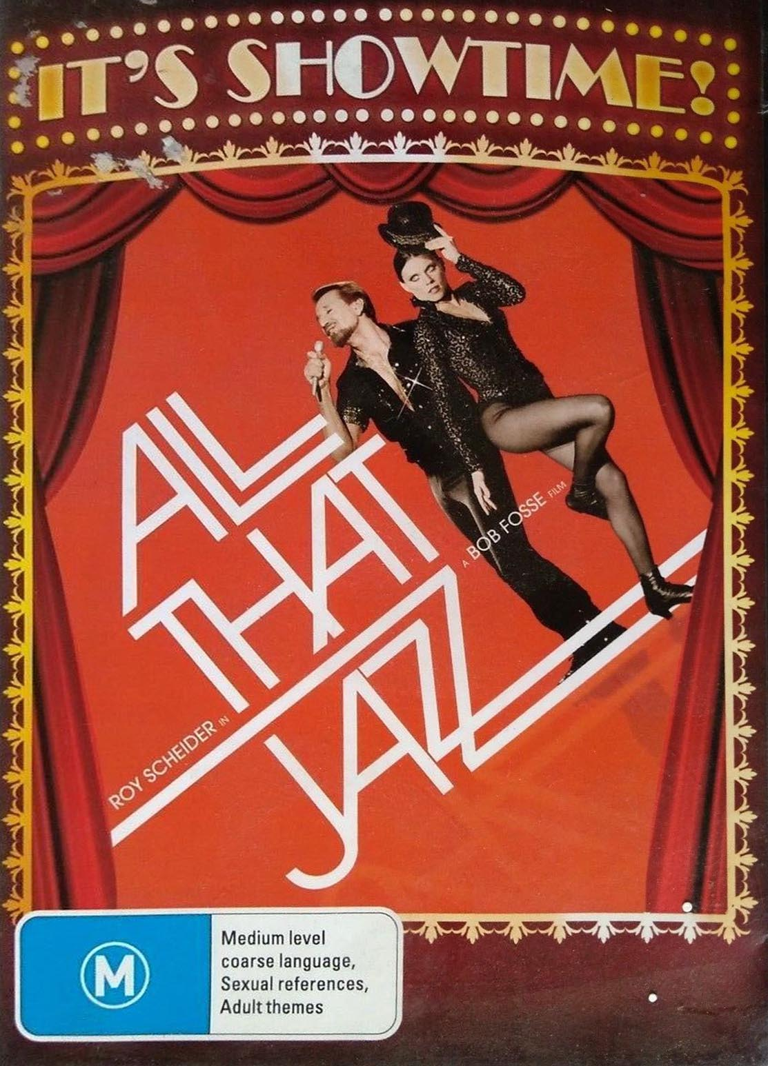 DVD - All That Jazz (Preowned)