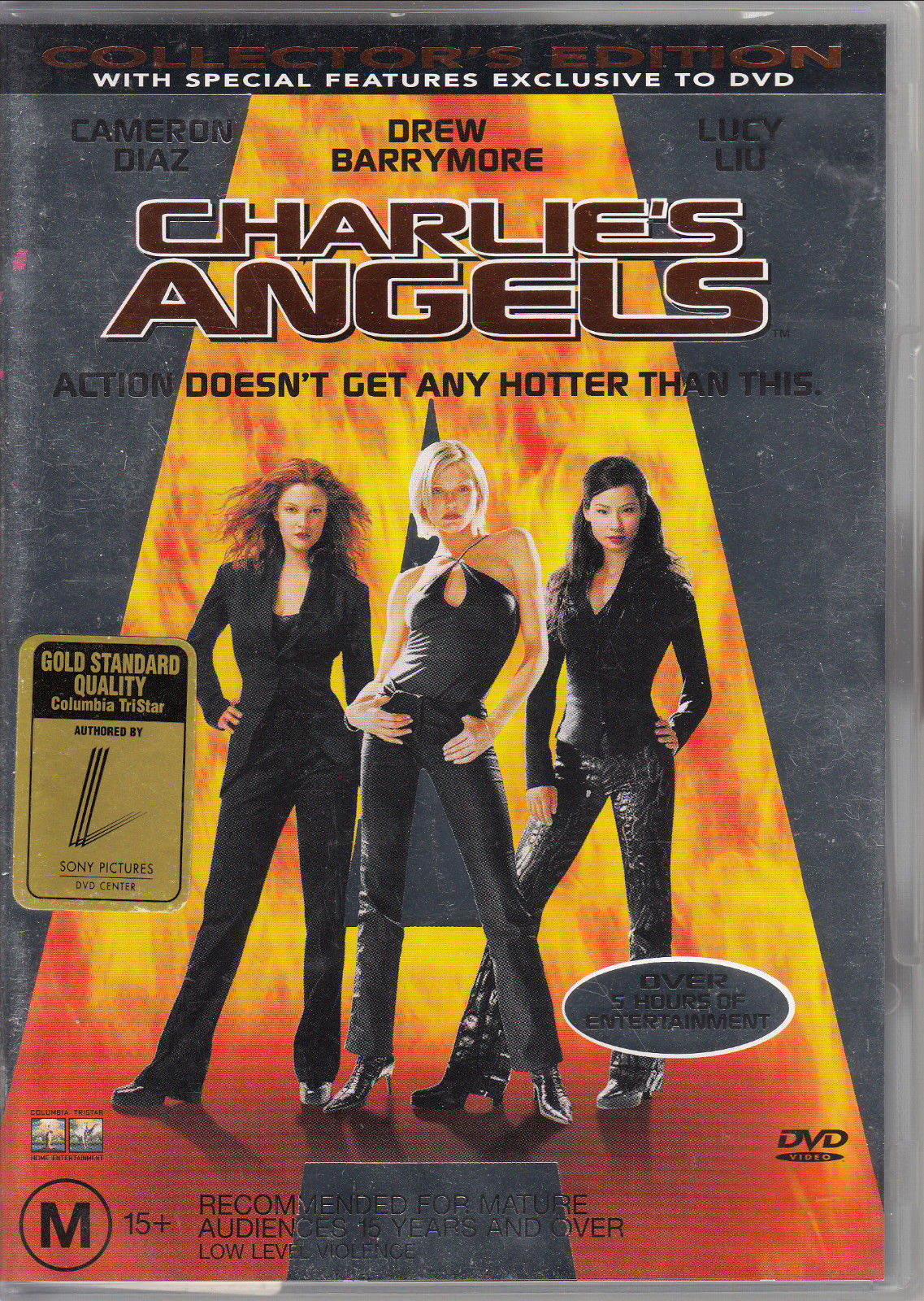 DVD - Charlie's Angels [2000] (Preowned)