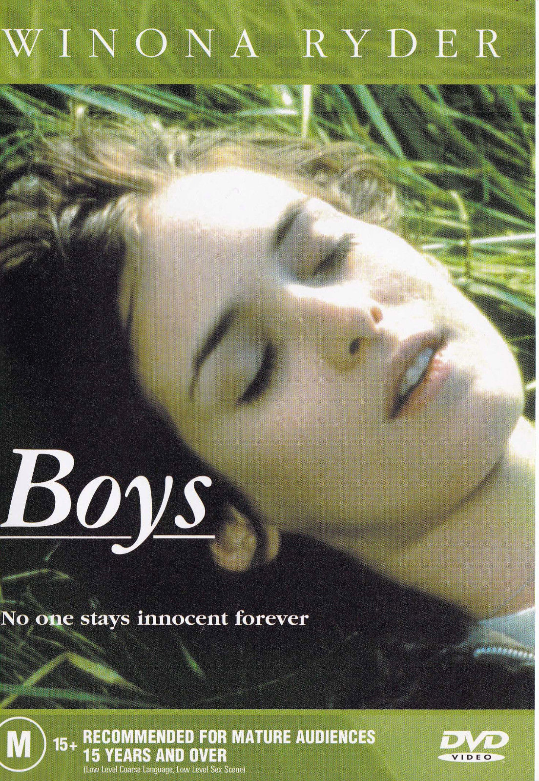 DVD - Boys [1996] (Preowned)