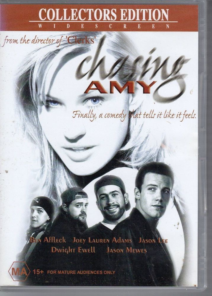 DVD - Chasing Amy [1997] (Preowned)