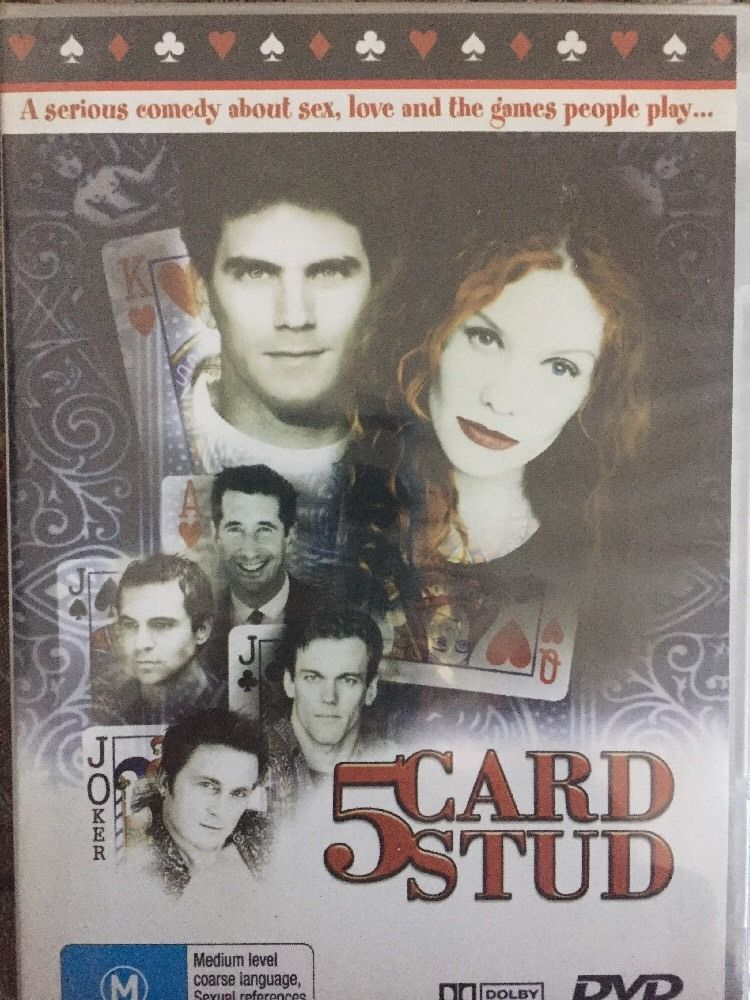 DVD - 5 Cards Stud (Preowned)