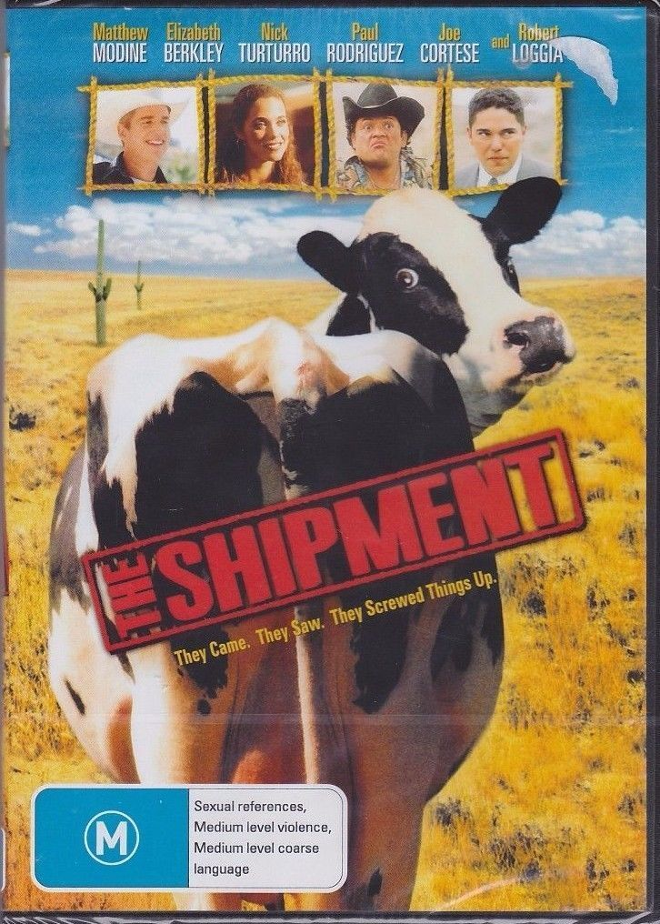 DVD - Shipment, The [2001] (Preowned)