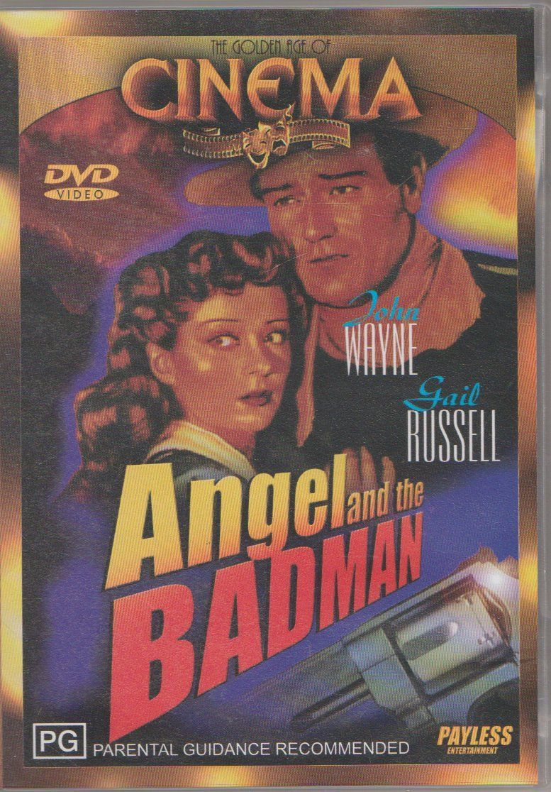 DVD - Angel and the Badman [1947] (Preowned)