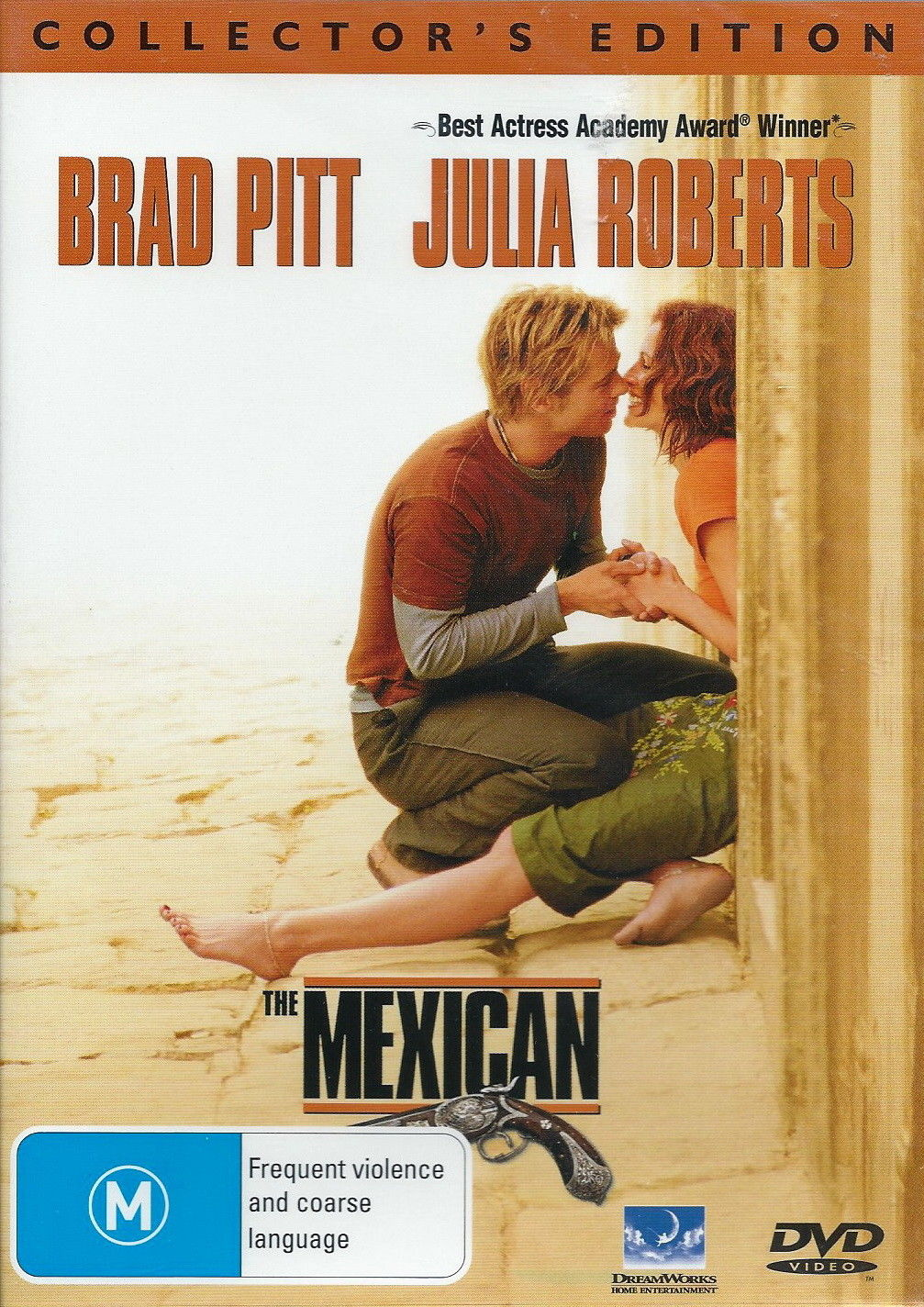 DVD - Mexican, The [2001] (Preowned)