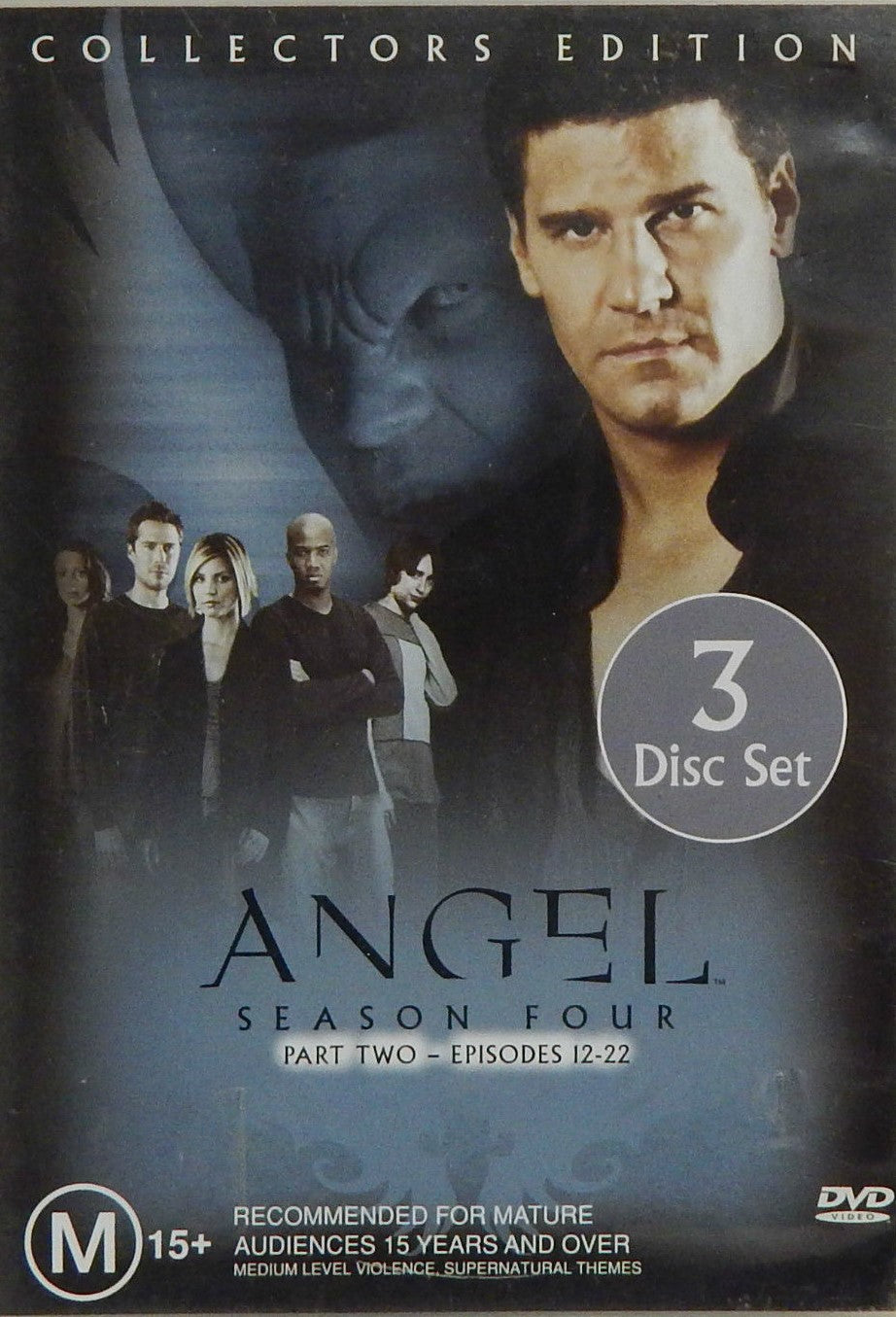DVD - Angel : Season 4 : Part 2 (Brand New)