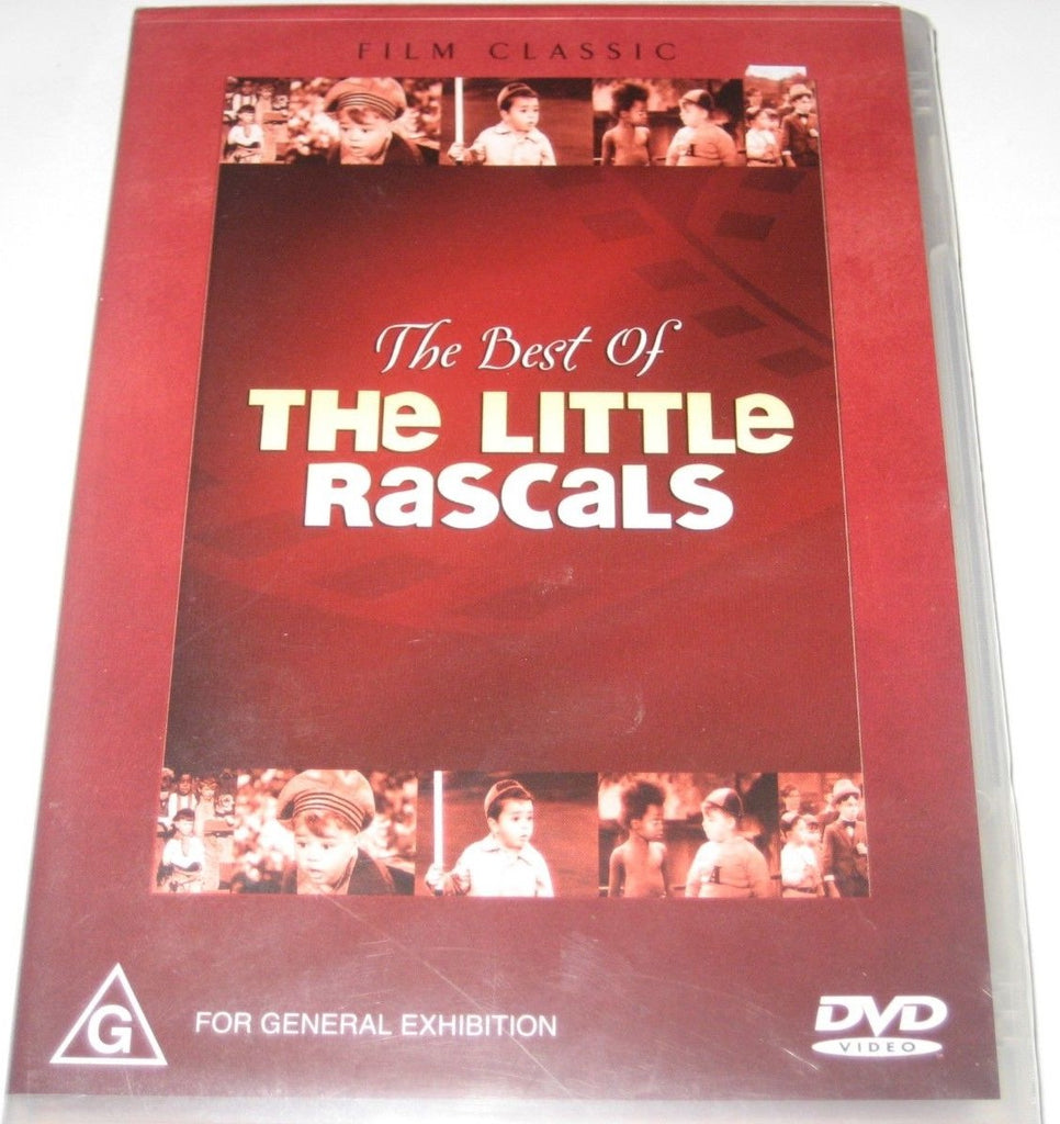DVD - Best of The Little Rascals, The (Preowned)