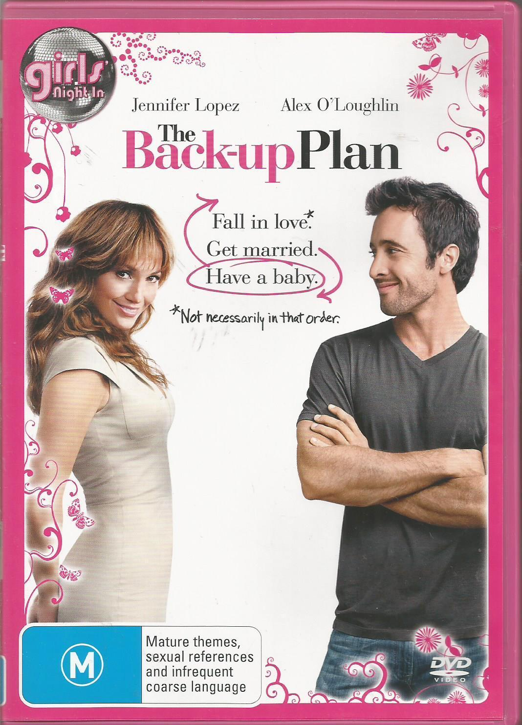 DVD - Backup Plan, The [2010] (Preowned)