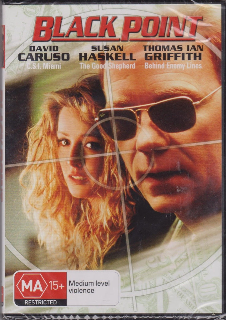 DVD - Black Point [2001] (Preowned)