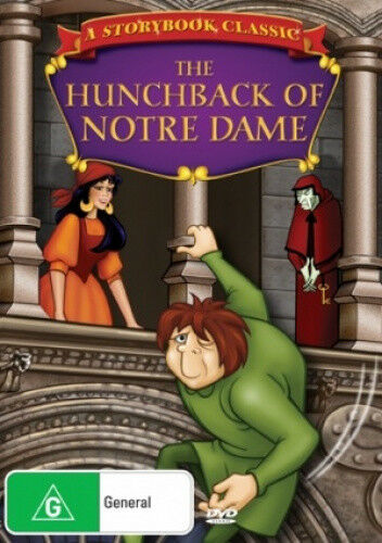 DVD - Hunchback Of Notre Dame (New and Sealed)