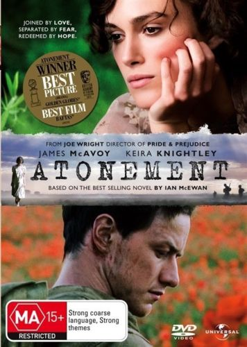 DVD - Atonement (Preowned)