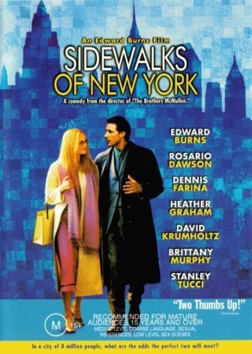 DVD - Sidewalks Of New York (Preowned)