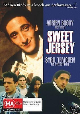 DVD - Sweet Jersey (Preowned)