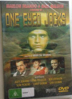 DVD - One Eyed Jacks (Preowned)