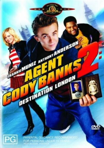 DVD - Agent Cody Banks 2 (Preowned)