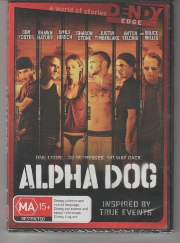 DVD - Alpha Dog [2006] (Preowned)