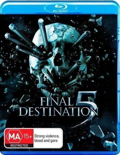 Blu-ray - Final Destination 5 [2011] (Preowned)