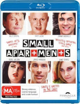 Blu-ray - Small Apartments (Preowned)