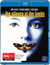 Blu-ray - Silence Of The Lambs [1991] (Preowned)