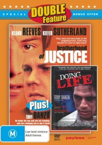 DVD - Brotherhood Of Justice / Doing Life (Preowned)